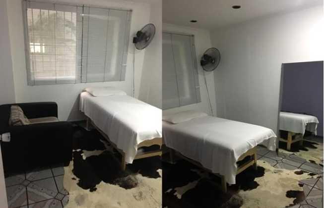 sala em sp para massagem