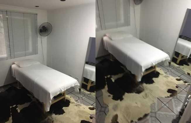 locação de salas para massagistas